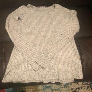 Athleta cashmere sweater